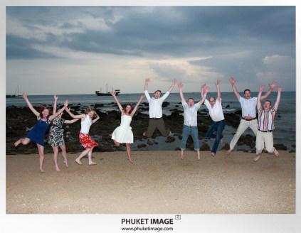 On the beach wedding in Thailand - 038