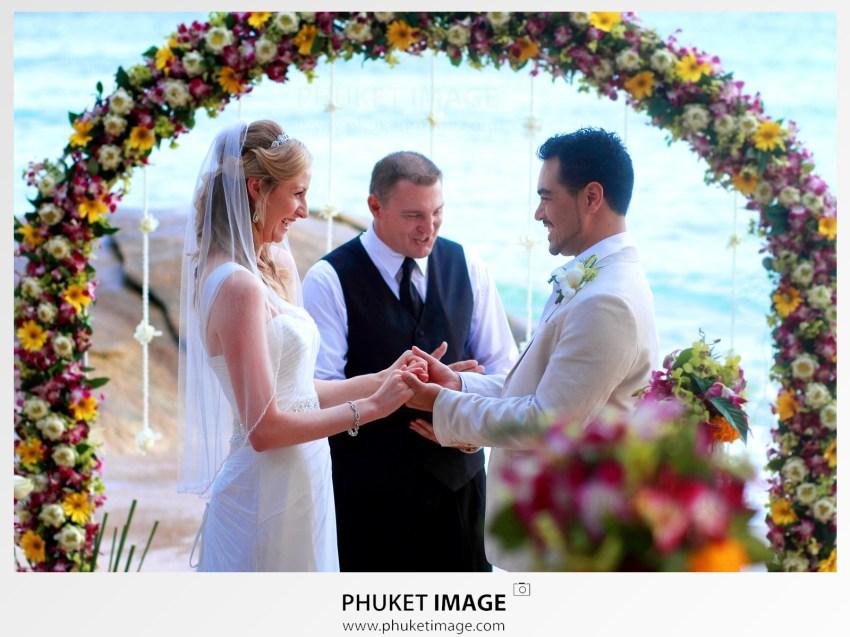 Samui Island wedding photography by Thailand wedding photographer.