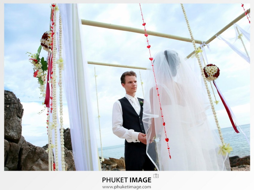 wedding photo in Koh Lanta and Phuket
