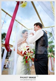 best Lanta island wedding photo