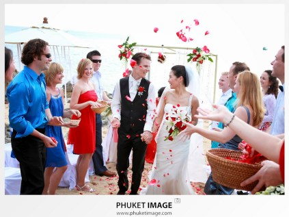 wedding photo Koh Lanta