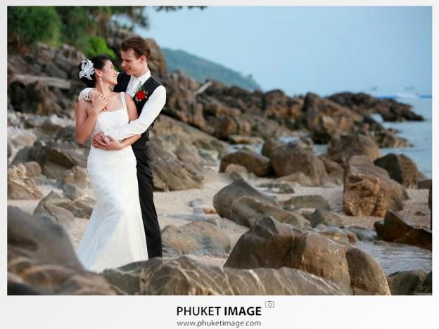 wedding cinematic and photographer in Phuket, Thailand