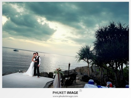 Samui actual day wedding photographer