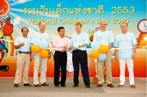 National Children's Day 2010 Celebrations at Laguna Phuket ...