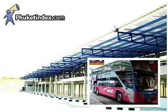 Phuket Bus Terminal