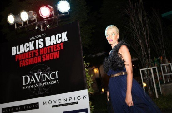 Black is Back Charity Fashion