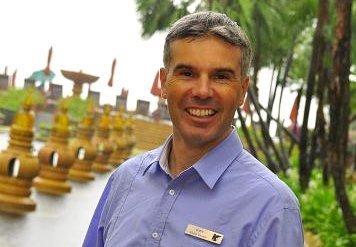 JW Marriott Phuket Resort & Spa welcomes new GM