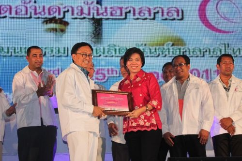Halal food entrepreneurs in Phuket
