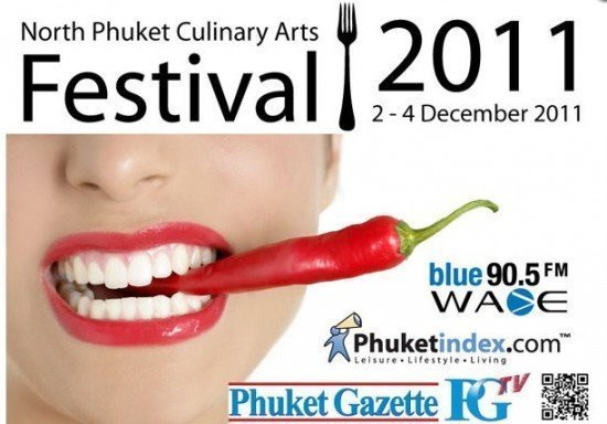 North Phuket Culinary Arts Festival 2011