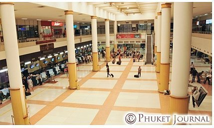 Phuket International Airport, airlines
