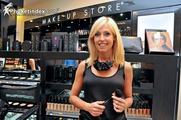 Lina Ekh, Make up Artist