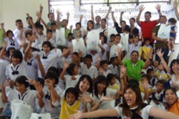 Phuket's Dusit Thani Laguna spreads the love to children