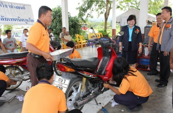 "Phuket launch ""Fix It Center"""
