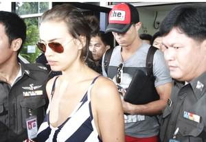 Phuket welcomed Cristiano Ronaldo