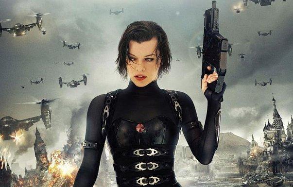 Phuket Now Showing : Resident Evil 5 Retribution