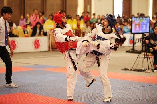 Phuket to hold International Taekwondo Competition