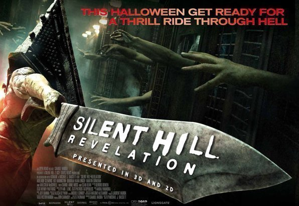 Phuket Now Showing : Silent Hill Revelation 3D