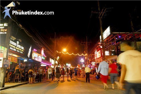 Phuket officials assure Patong is safe for tourists
