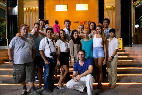 Phuket's The KEE plays host to model contest finalists