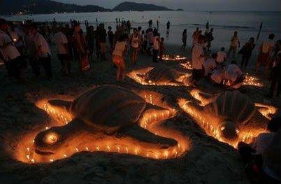 Phuket prepares for 'Light Up Phuket' 2012