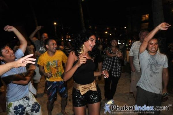 Phuket's very own Full Moon Party