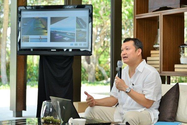 Sansiri unveils 'Baan Mai Khao'
