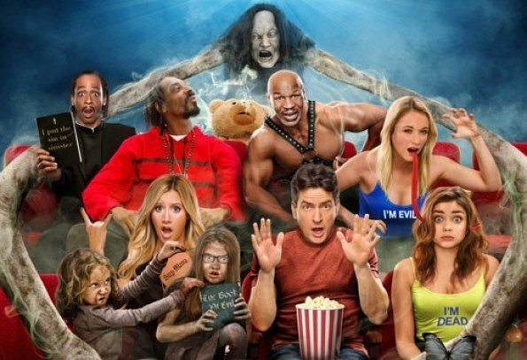 Phuket Now Showing: Scary Movie 5