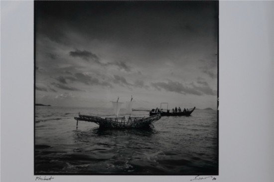 Phuket to hold 'World in Grey' analog photography show