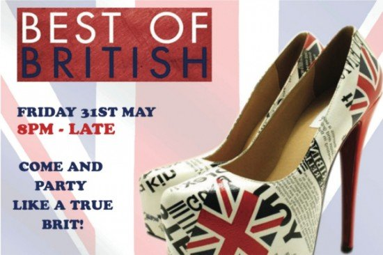 Phuket's beach club to host Best of British event