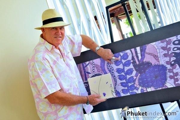 Australian Artist to Return to Phuket Kid's Club