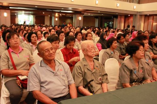 Phuket PAO arranges Phuket National Volunteers Day 2013