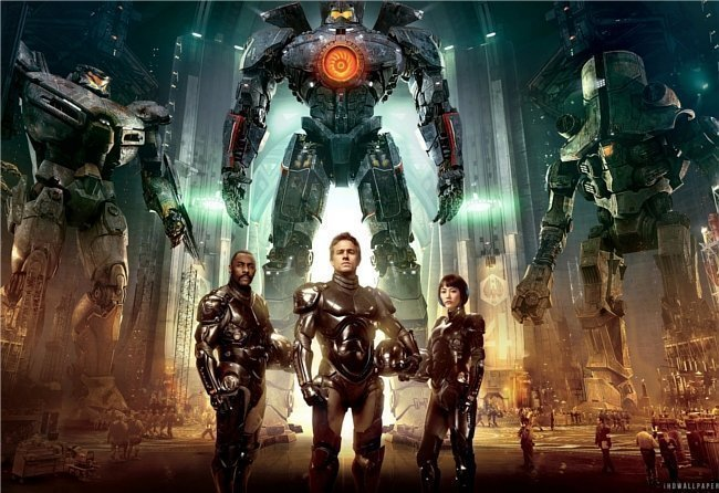 Phuket Now Showing : Pacific Rim
