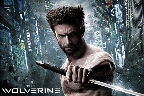 Phuket Now Showing : The Wolverine