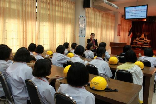 Phuket School holds Safety Drive Project