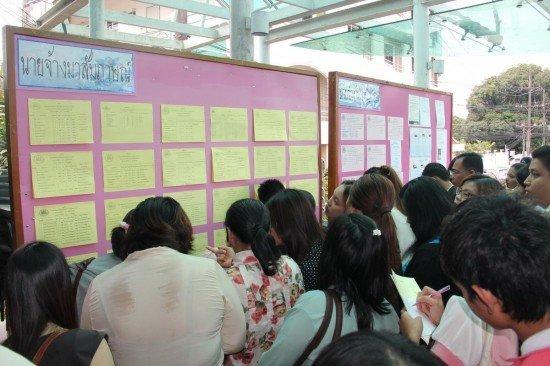 Phuket holds 5th 2013 Job Fair