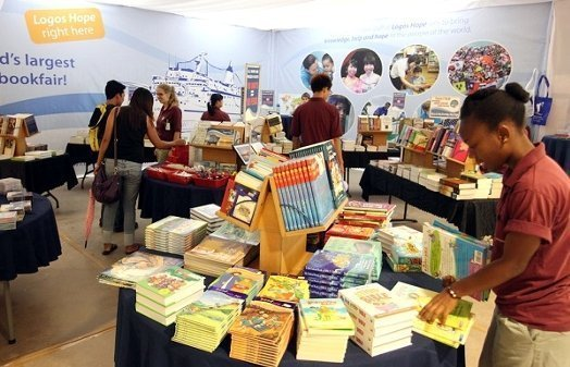 World's largest floating bookfair visiting in Phuket