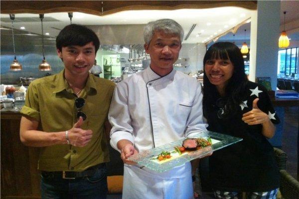 Iron Chef TV Show visits Phuket