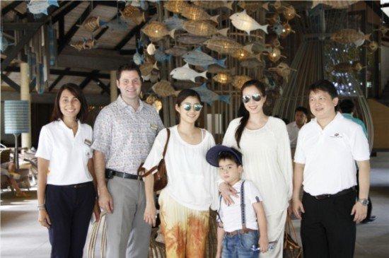 Phuket's Cape Panwa Hotel Welcomes Queen of Dance