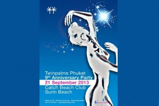 Phuket Party Alert