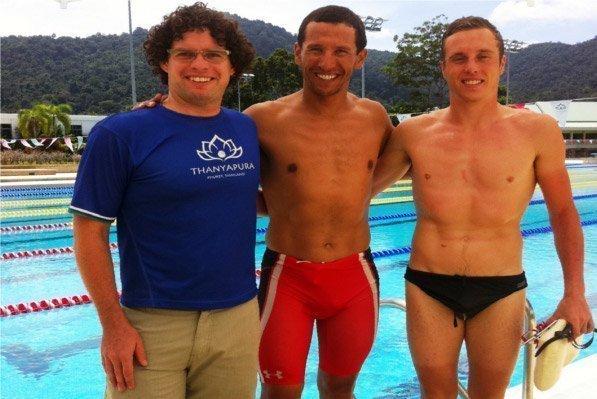 Phuket Hosts World Champion Triathlete For 'Challenge Laguna Phuket Tri-Fest' Event