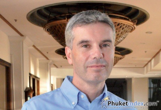 Tony Pedroni Appointed as GM of Outrigger Phuket