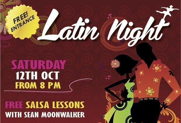 Phuket Latin Night Coming Soon