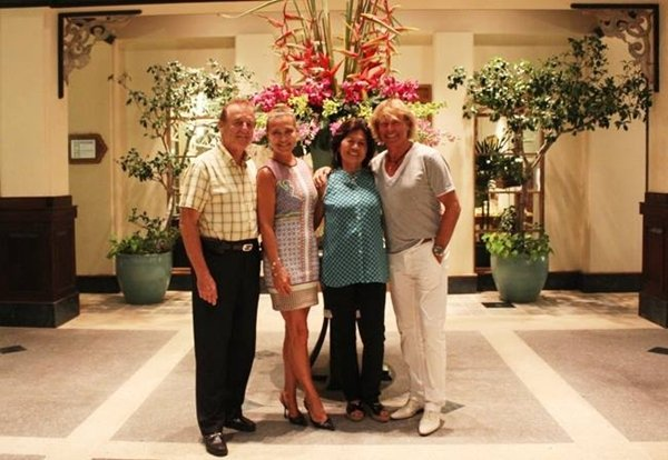 Dusit Thani Phuket welcomes Austrian Celebrities