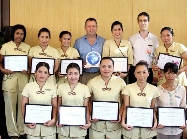 Phuket's Spa Cenvaree receives Spa Traveler Award