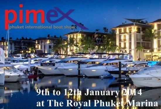 Phuket Boat Show December update