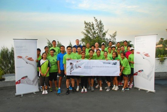 Phuket's Westin launches New Balance gear lending program
