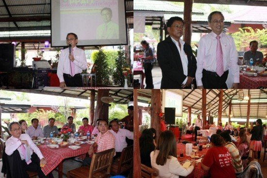 PPAO hosts New Year reception for Phuket Media
