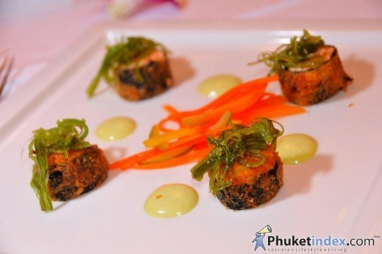Phuket's Mom Tri's kitchen hosts Silver Oak Wine Dinner
