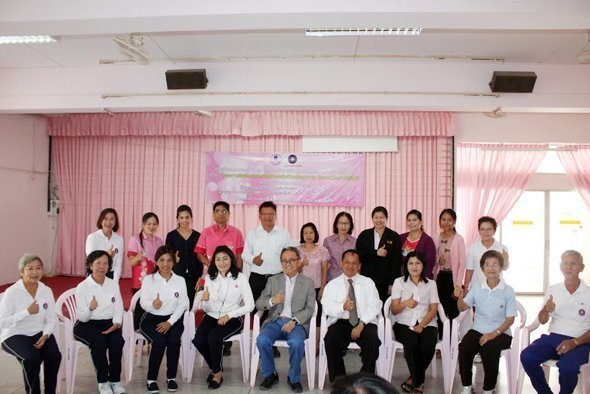 Phuket holds Dao Xinxi Seminar to Promote Community Health