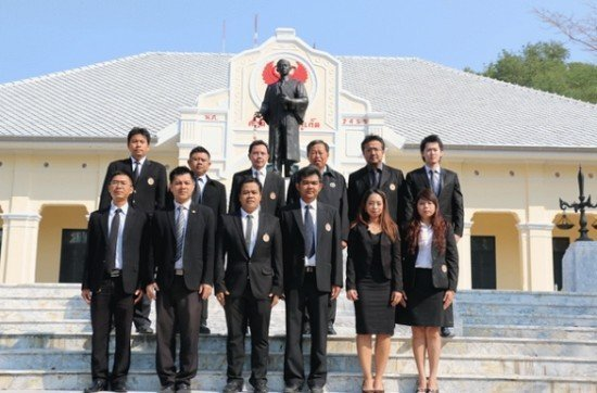 Phuket Lawyers pay homage to the Father of Thai Law